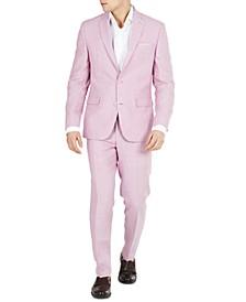 Men's Slim-Fit Linen Suit Separates, Created for Macy's