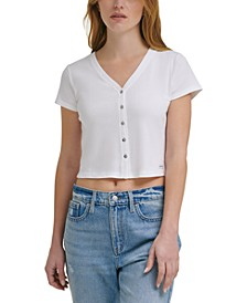Cotton Crop Top