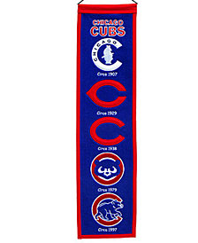 Winning Streak Chicago Cubs Heritage Banner