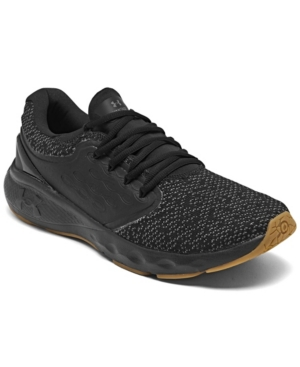 Under Armour MEN'S VANTAGE KNIT RUNNING SNEAKERS FROM FINISH LINE