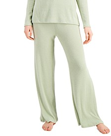 Luxe Ribbed Pajama Pants, Created for Macy's