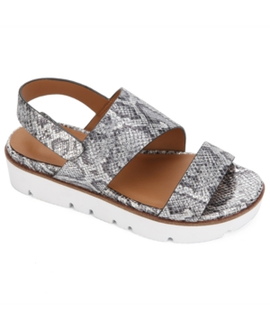 by Kenneth Cole Women's Lavern Asymmetrical Sandals Women's Shoes
