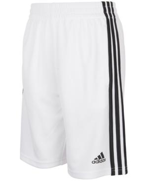 Adidas Originals ADIDAS BIG BOYS CLASSIC 3-STRIPES SHORTS
