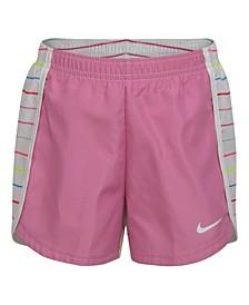 Little Girls All Over Print Sprinter Shorts
