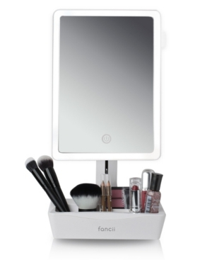 Gala Xl Led Lighted Vanity Mirror with Storage