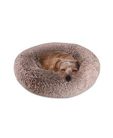 Arlee Donut Round Pet Dog Bed