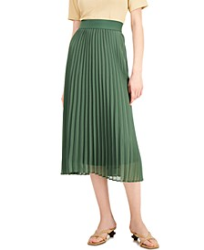 Pleated Midi Skirt, Created for Macy's