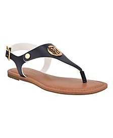 Women's Lotso Flat Thong Sandals