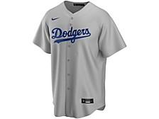 Men's Los Angeles Dodgers Official Blank Replica Jersey