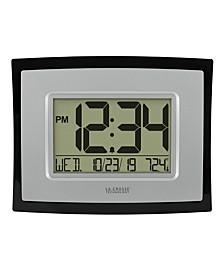Digital Clock with Indoor Temperature