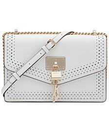 Elissa Small Leather Shoulder Bag