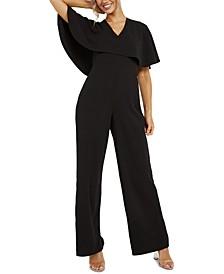 Dolman-Sleeve Jumpsuit