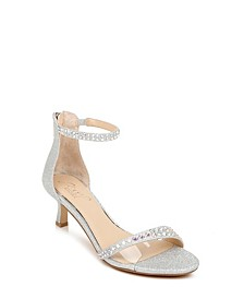 Oswald Kitten Heel Evening Sandal