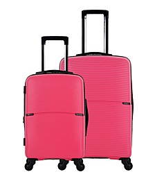 2pc Maven 2.0 Expandable Spinner Luggage Set