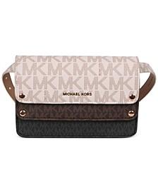 Tri-Size Logo Belt Bag