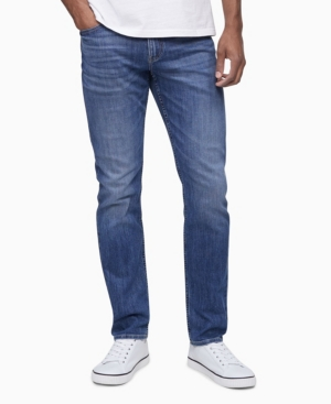Calvin Klein Jeans MEN'S SLIM FIT HIGH STRETCH JEANS