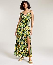 Ruffled Maxi Dress, Created for Macy's