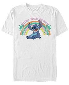 Men's Lilo Stitch Kawaii Stitch Short Sleeve T-shirt