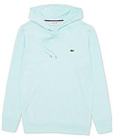 Hoodie Jersey Long Sleeve Tee Shirt with Kangaroo Pocket
