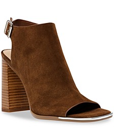 Women's Delancey Block-Heel City Sandals