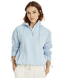 Hooded French Terry Jacket