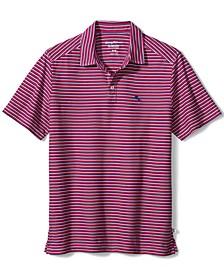 Men's Breezeway Bay Striped Polo Shirt