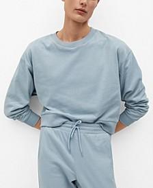 Women's Cotton Sweatshirt
