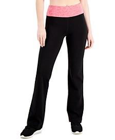 Performance Yoga Full Length Pants, Created for Macy's
