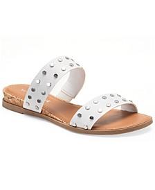 Easten Slide Sandals, Created for Macy's