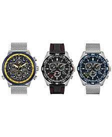 Eco-Drive Men's Promaster Navihawk Watch Collection