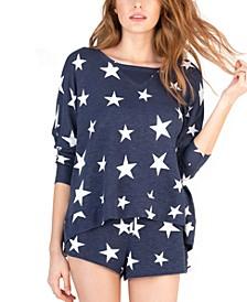 French Terry Loungewear Sweatshirt Separate