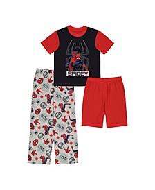 Spiderman Little Boys 3 Piece Set
