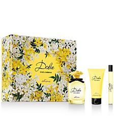 DOLCE&GABBANA 3-Pc. Dolce Shine Eau de Parfum Gift Set