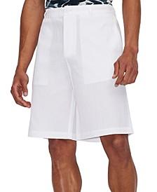 Men's Stretch Seersucker Shorts