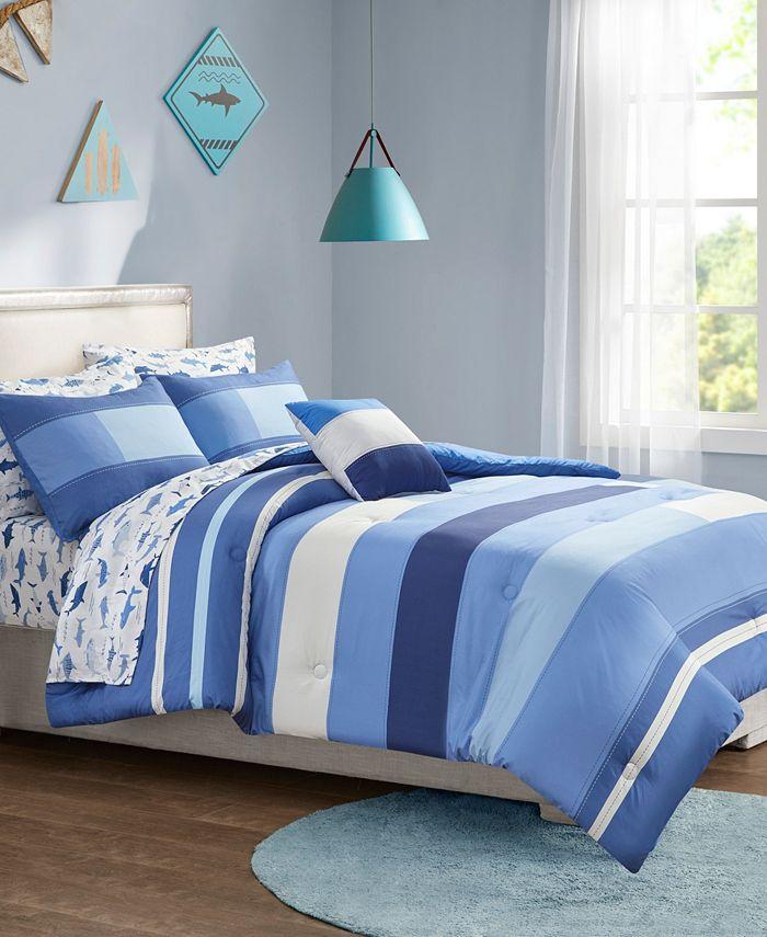 Urban Dreams - Morris 6-Pc. Twin Comforter Set