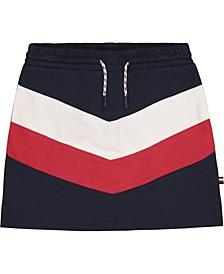 Little Girls Colorblock Skirt