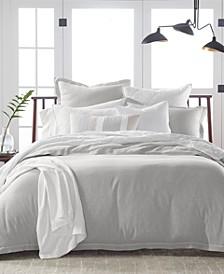 Linen Blend Duvet, Created for Macy's