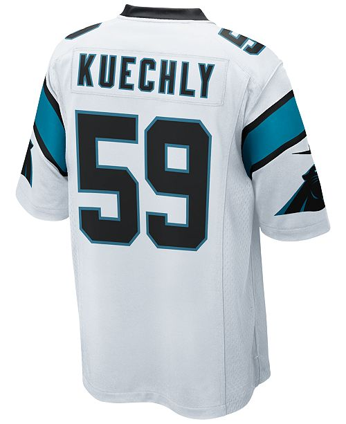 Nike Men's Luke Kuechly Carolina Panthers Game Jersey