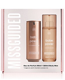 2-Pc. Babe Power Gift Set