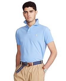 Men's Classic-Fit Mesh Polo