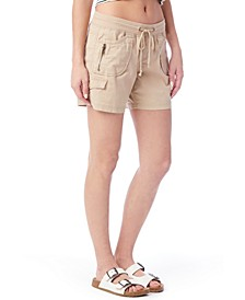 Christy Solid Convertible Shorts