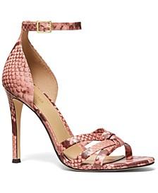 Brinkley Ankle-Strap Dress Sandals