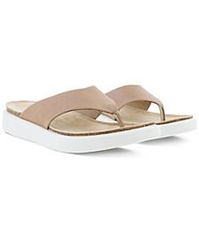 Women's Corksphere Thong Sandals