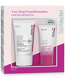 2-Pc. Two-Step Transformation Line Smoothing Set