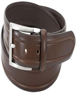 Men's Dress Casual Stitched Belt