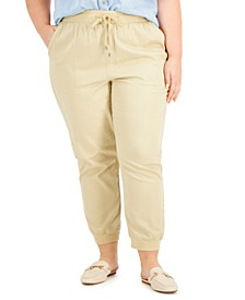 Plus Size Jogger Pants, Created for Macy's
