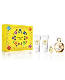 4-Pc. Eros Pour Femme Eau de Parfum Gift Set