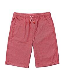 Big Boys Crosshatch Short