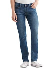 Sweet 'N Straight-Leg Jeans