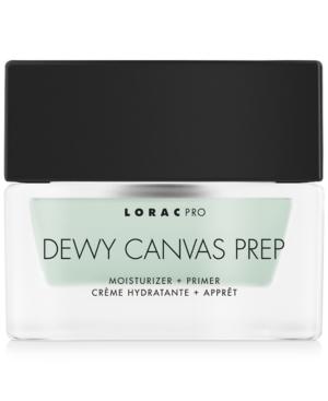 Dewy Canvas Prep Moisturizer + Primer